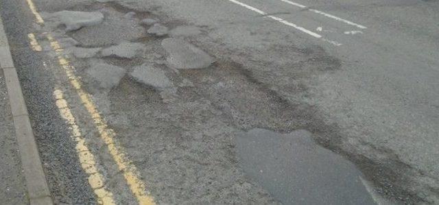 potholes louth